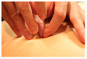 鍼灸施術イメージ